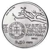 2,5 euro 2011 Portogallo Esploratori Capelo e Ivens